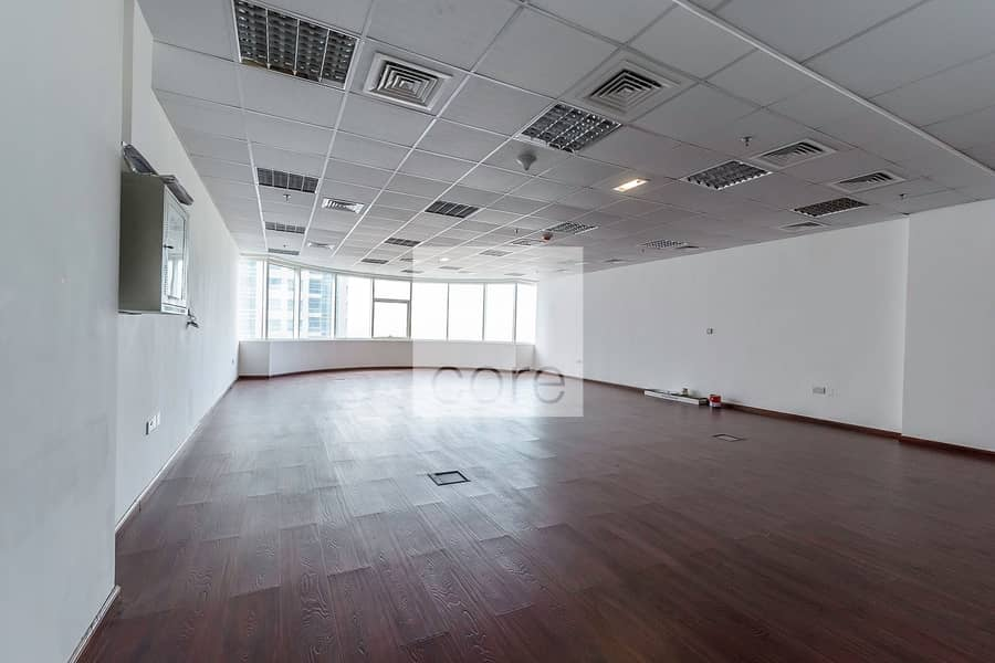 Fitted office in HDS Business Centre JLT