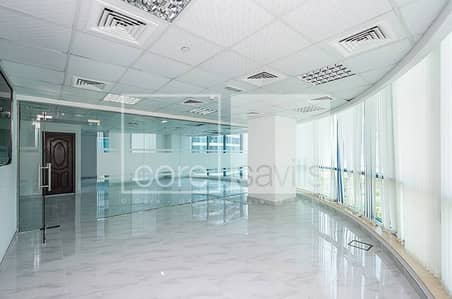 Fitted furnished officel Jumeirah Bay X2