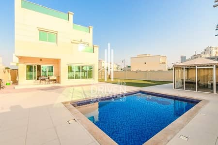 4 Bedroom Villa for Sale in Jumeirah Village Circle (JVC), Dubai - Huge Single Detached 4 Beds Villa in JVC