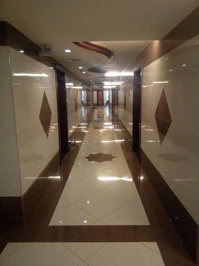 2 Bedroom Apartment for Sale in Corniche Ajman, Ajman - 2 B/R  full Sea view  in Corniche Tower, Ajman