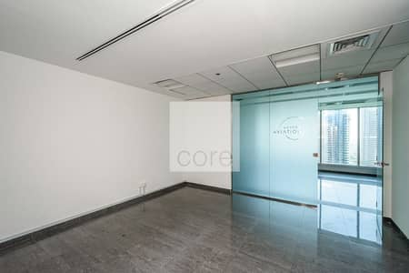 Fitted office available in Saba Tower 1