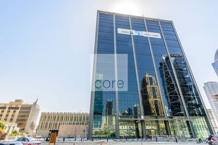 Free zone shell and core office in One JLT
