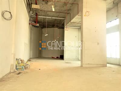 High Visibility on Al Khail Road | High Ceiling | Brand New