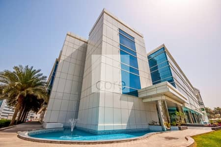 Combined fitted office available on rent