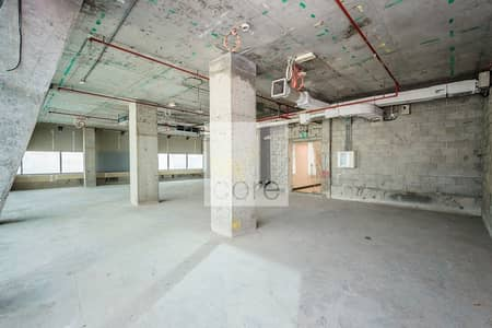 Office for Rent in Business Bay, Dubai - Available Shell and core office  Iris Bay