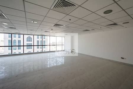 Office for Rent in Jumeirah Lake Towers (JLT), Dubai - Spacious and fitted office located I JBC 4