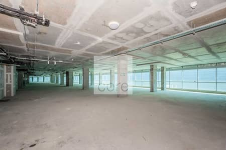 Office for Rent in World Trade Centre, Dubai - Vacant! Shell and core office | Business Park