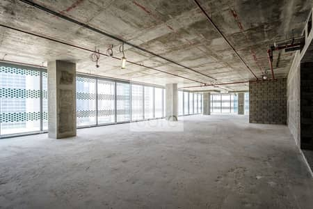 Floor for Rent in Business Bay, Dubai - Triple A Class Rating Office | The Opus