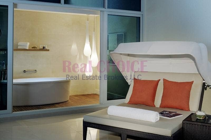 4 Spacious 3BR Apartment Fully Furnished