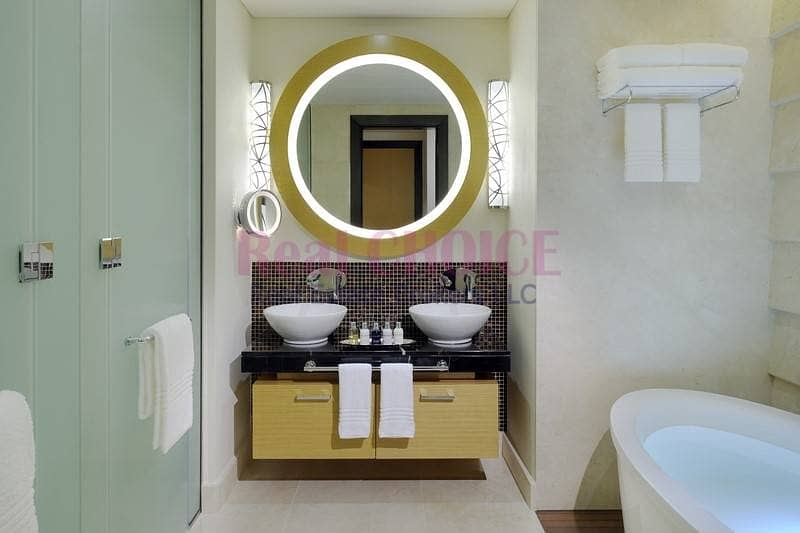 6 Spacious 3BR Apartment Fully Furnished