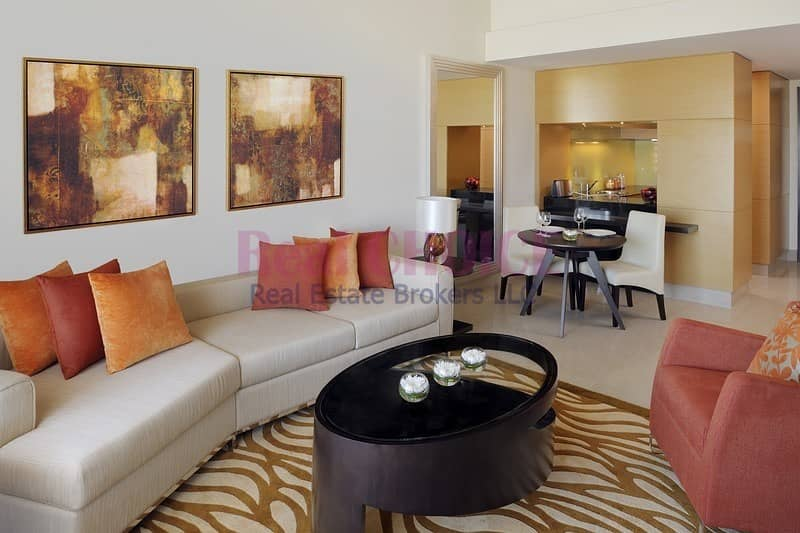 High Quality Furnished|1BR Apartment