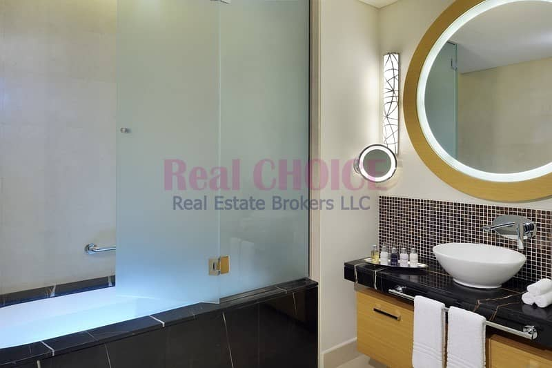 4 High Quality Furnished|1BR Apartment