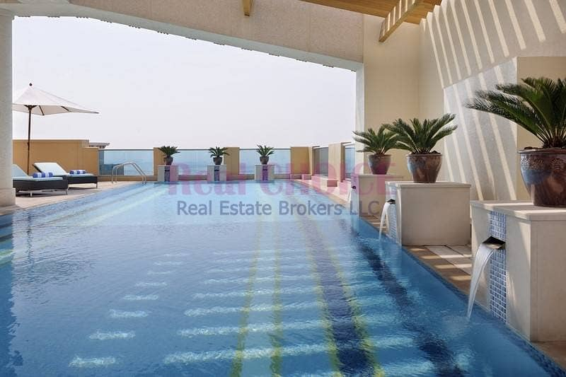 9 Spacious 3BR Apartment Fully Furnished
