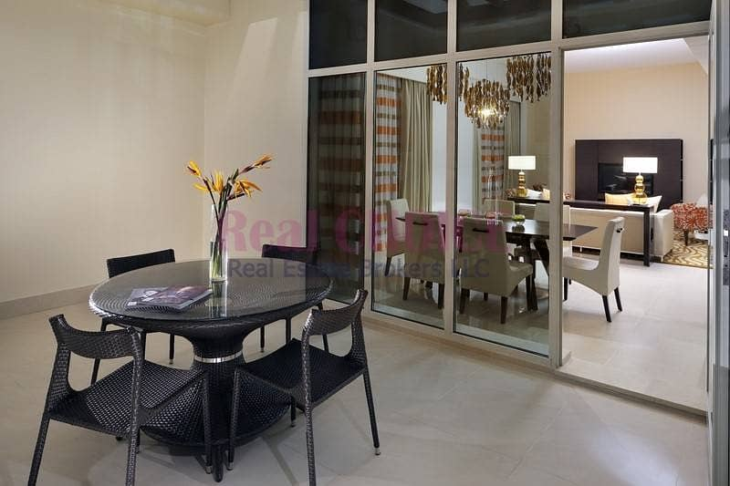10 Spacious 3BR Apartment Fully Furnished