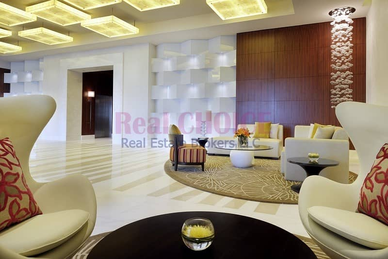 7 High Quality Furnished|1BR Apartment