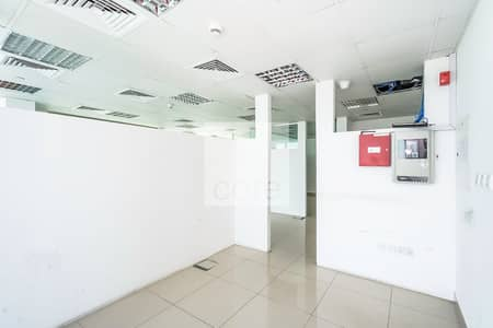 Office for Rent in Jumeirah Lake Towers (JLT), Dubai - Fitted office for rent in Jumeirah Bay X3