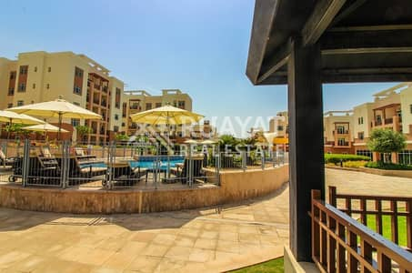 Pool View! 1 Bedroom Apartment - Terrace