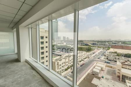 Office for Rent in Dubai Media City, Dubai - Available! Fitted office | Al Thuraya 1