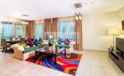 3 Bedroom Apartment for Rent in Dubai Marina, Dubai - Spacious 3 Bed Plus Maids | Ready to Move In  | Exclusive Offer Available