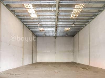 مستودع  للايجار في المنطقة الصناعية ، الشارقة - مستودع في المنطقة الصناعية 13 المنطقة الصناعية 80000 درهم - 2466668