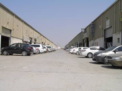 Warehouse for Rent in Industrial Area, Sharjah - 3900 sqft warehouse available in Industrial Area 13