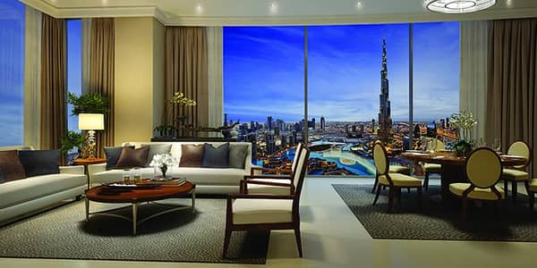 2 Bedroom Apartment for Sale in Downtown Dubai, Dubai - GENUINE DEAL-Address F.V T2-Fabulous 2BR