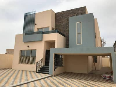 Five Bed Room Hall Villa with Majlis for rent in ajman Mowaihat-1