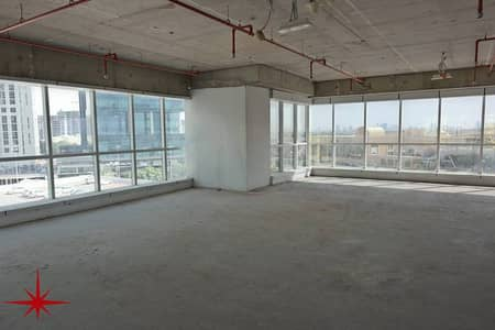 Spacious Shell and Core Office Space With Balcony