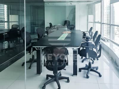 Vacant Fully Fitted Office | Next To Metro
