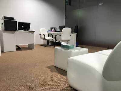 Office for Rent in Al Karama, Dubai - BIG FULLY SERVICED OFFICES! ! FREE DEWA