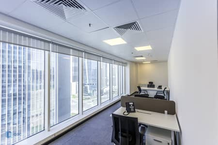 Office for Rent in Downtown Dubai, Dubai - Direct from Landlord! 12 Cheques! Fully Furnished offices for rent ! Dubai Canal view