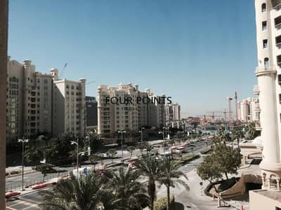 Upgraded Fully Furnished 3BR+M Apartment in Al Nabat Bld. Shoreline Palm Jumeirah