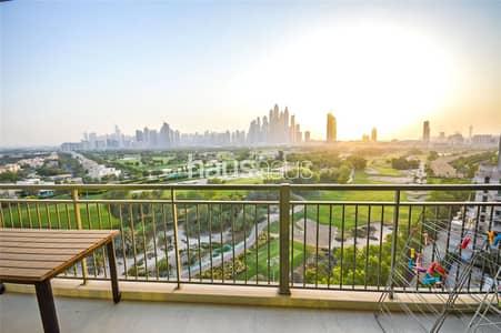 Luxury Golf Views | Terrace | Maids Room
