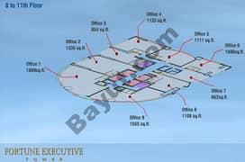 Floors (8-11)
