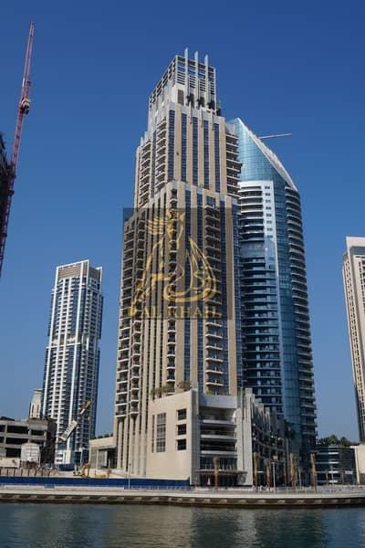 3 Bedroom Apartment for Sale in Dubai Marina, Dubai - Full Marina View | 3BR + Maids Apartment for sale in Marina Tower by Emaar & Select Group at Dubai marina