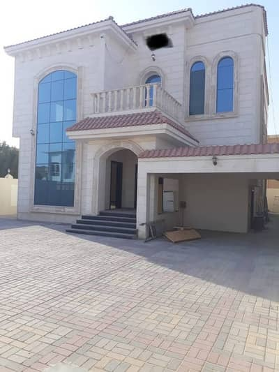 Spacious Brand New 5 Bedroom Villa available For Rent in Al Rawda.