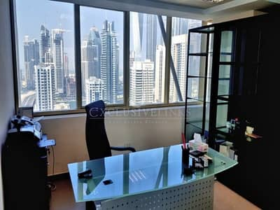 Part Furnished Office For Sale in JLT