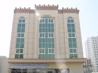 1 Bedroom Apartment for Rent in Rolla Area, Sharjah - 1 B/R HALL FLAT WITH SPLIT  A/C IN ROLLA AREA