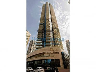 3 Bedroom Apartment for Sale in Dubai Marina, Dubai - 3 BEDROOM WITH AMAZING VIEW IN TRIDENT GRAND RESIDENCE