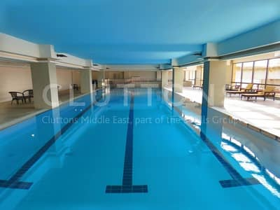 Spacious One bedroom apartment in Amwaj 1