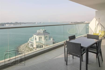 1 Bedroom Flat for Rent in Palm Jumeirah, Dubai - Luxury Furnished 1 BED Sea Views Ready Vacant