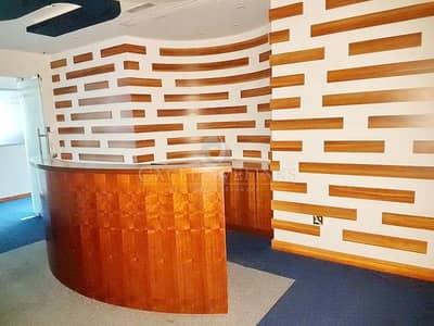 Furnished Partitioned Office | Cluster V