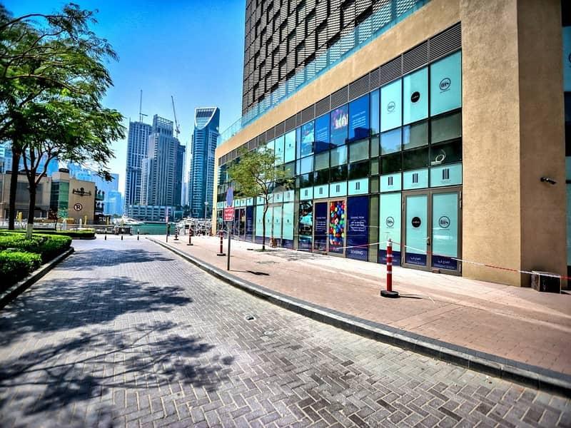 10 Retail Unit Prime Location Dubai Marina