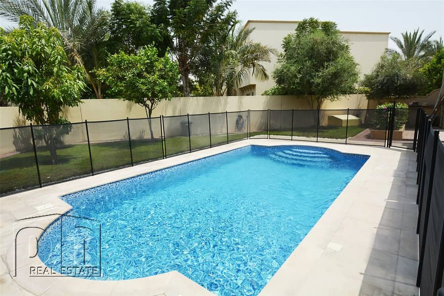 Type 12 - Great Location - Private Pool