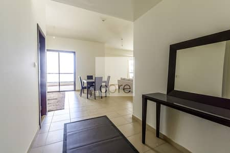 1 Bedroom Flat for Rent in Jumeirah Beach Residence (JBR), Dubai - 1 bed on a Low Floor Available Now Bahar 2