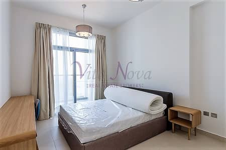 1 Bedroom Flat for Rent in Al Furjan, Dubai - ALL YOU NEED IS A SUITCASE! FULLY FURNISHED 1 BR IN CANDACE ASTER