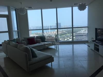 3 Bedroom Apartment for Rent in Dubai Marina, Dubai - Luxury Spacious 3BR Apartment With Sea View And Maid Room
