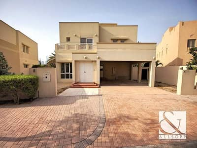 4 Bedroom Villa for Sale in The Meadows, Dubai - Type 14 | Well Maintained | Back To Back