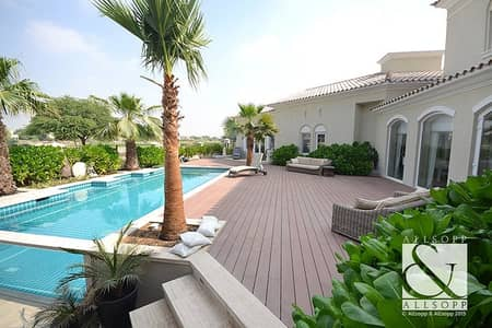 5 Bedroom Villa for Sale in Arabian Ranches, Dubai - Type C Golf Home | Upgraded and Extended