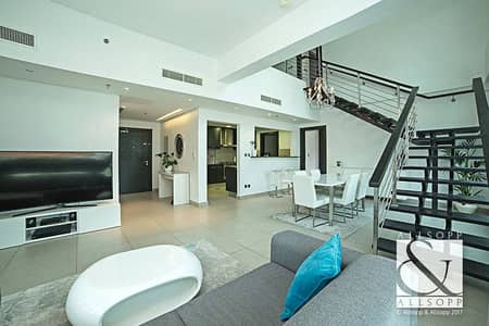 Large 3 bed Duplex | Sky line View